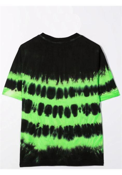 DSL T-shirt with tie dye pattern DIESEL KIDS | J00246 0TBABTK506