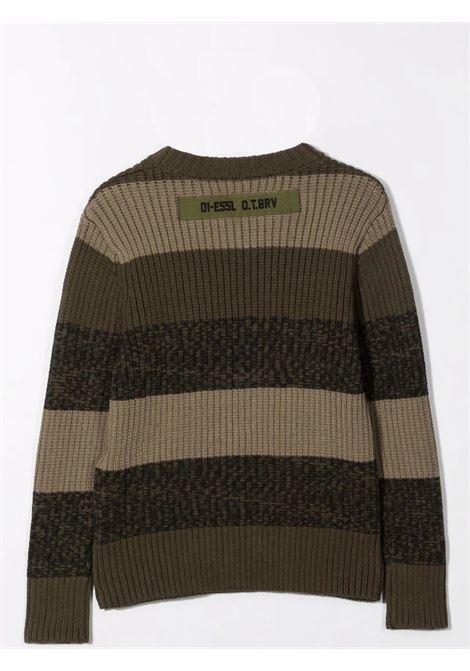Striped sweater DIESEL KIDS | J00300 KYASLK50M
