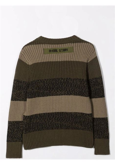 Striped sweater DIESEL KIDS | J00300 KYASLTK50M