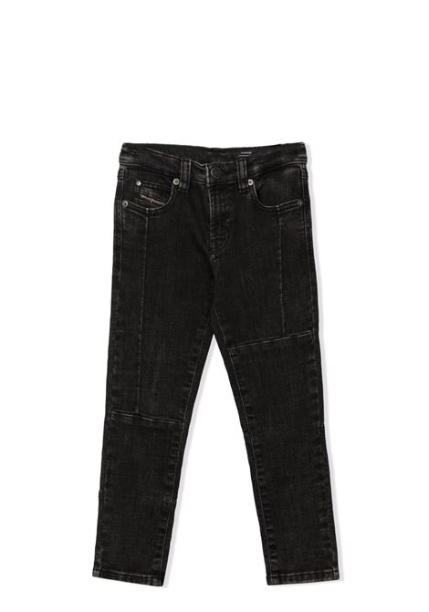 Mid-rise skinny jeans DIESEL KIDS | J00362 KXB98K02