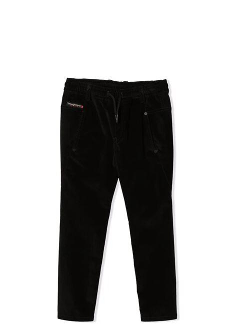 Tapered trousers DIESEL KIDS | J00366 KXBAGK900