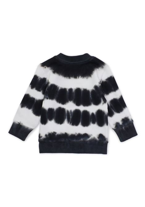 Sweatshirt with tie dye pattern DIESEL KIDS | K00097 0IAZQK100