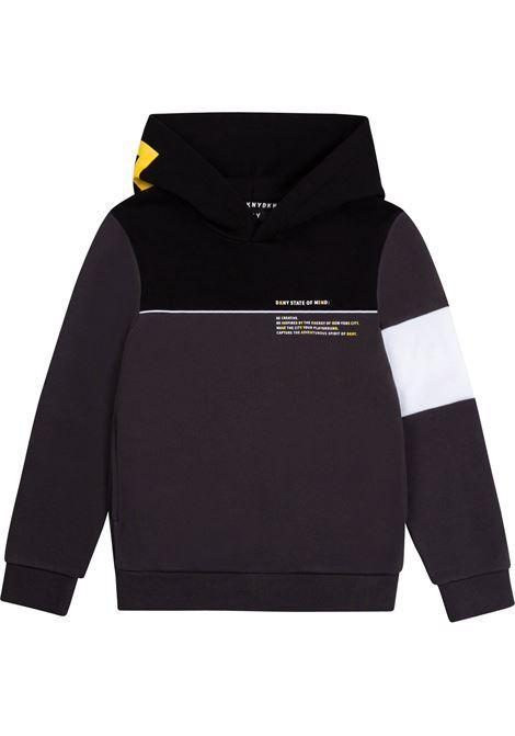 Sweatshirt with print DKNY KIDS | D25D59062