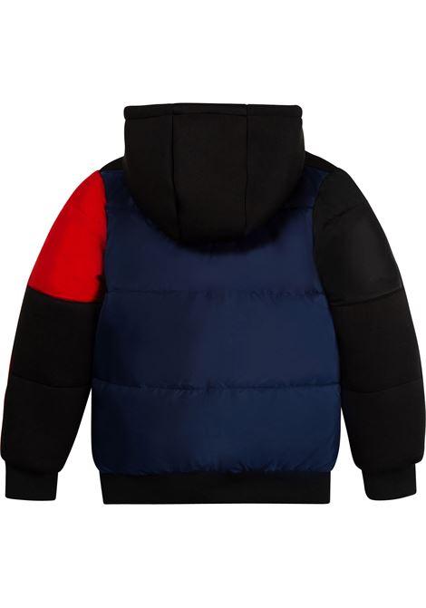 Bomber jacket with color-block design DKNY KIDS | D26343T85K