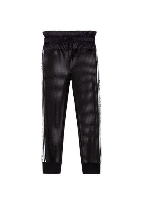 Sweatpants with gathered waist DKNY KIDS | D34A31T09B