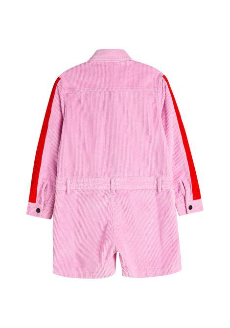 Short jumpsuit with application DKNY KIDS | D34A36T46K