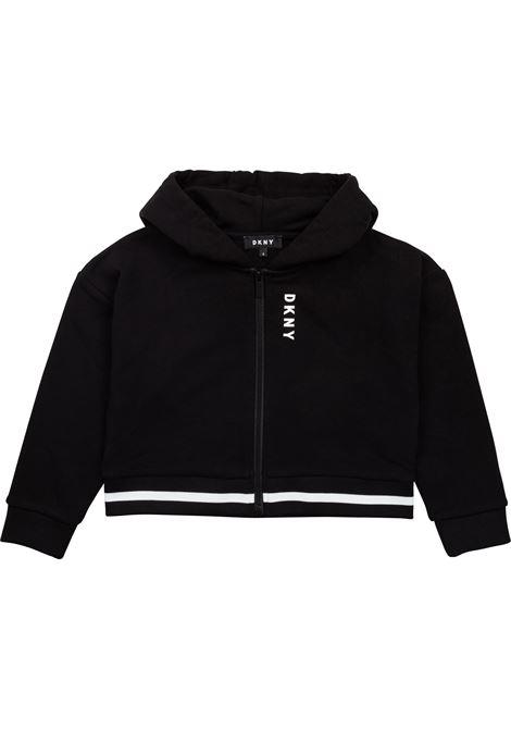 Printed jacket DKNY KIDS   D35R7909B