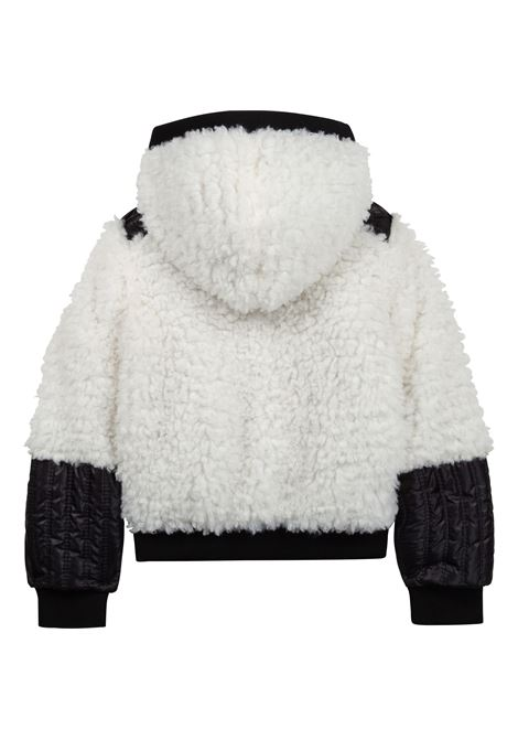 Giacca con zip DKNY KIDS | D36648117