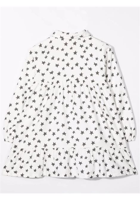 Shirt dress with stars DOUUOD JUNIOR | AB04 09100102
