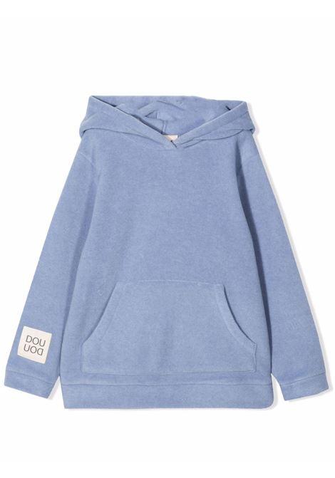 Sweatshirt with application DOUUOD JUNIOR | FE63 51100225