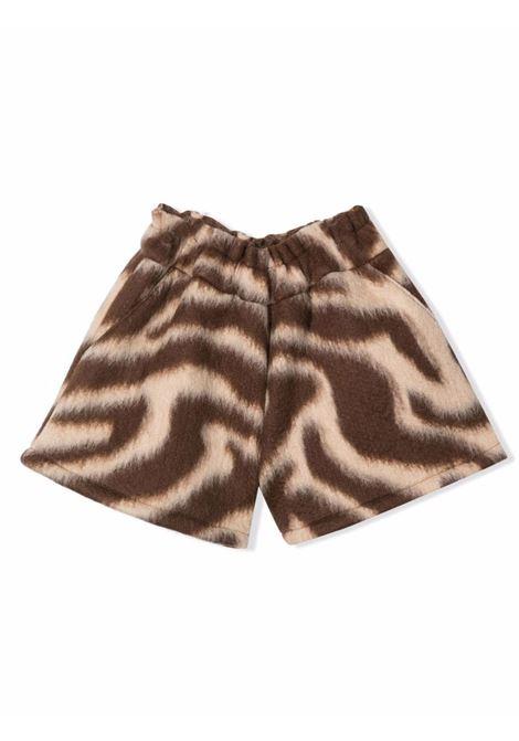 Shorts con stampa DOUUOD JUNIOR | PC21 20270675