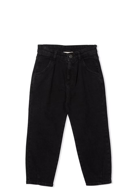 High-waisted tapered jeans DOUUOD JUNIOR | PJ05 1013D995