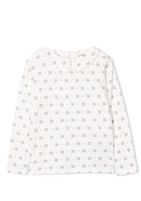 T-shirt with print DOUUOD JUNIOR | TE11 12370102