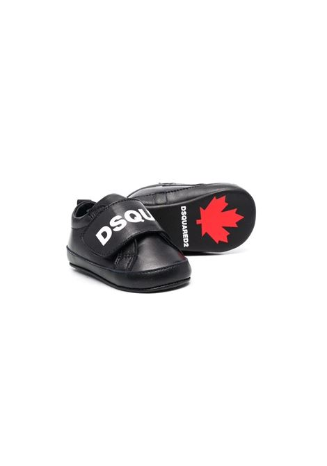 Sneakers with print DSQUARED2 JUNIOR | 685012