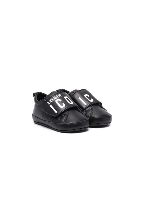 Sneakers with hook and loop fasteners DSQUARED2 JUNIOR | 686312