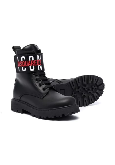 Icon ankle boots DSQUARED2 JUNIOR | 686681