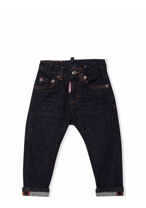Jeans with print DSQUARED2 JUNIOR | DQ01TC D007JDQ01