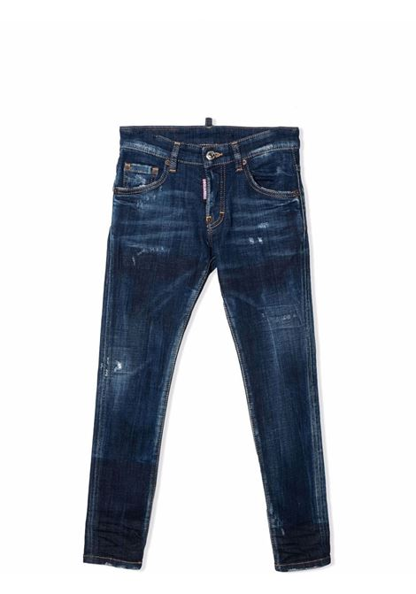 Straight jeans DSQUARED2 JUNIOR | DQ0239 D007NDQ01