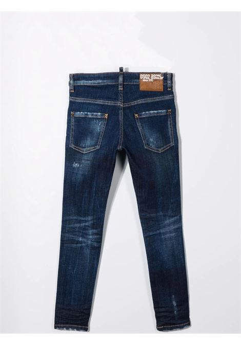 Straight jeans DSQUARED2 JUNIOR | DQ0239 D007NTDQ01