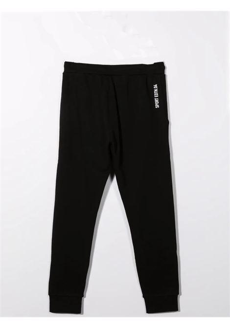 Sport Edtn track pants. DSQUARED2 JUNIOR | DQ0293 D00J7TDQ900