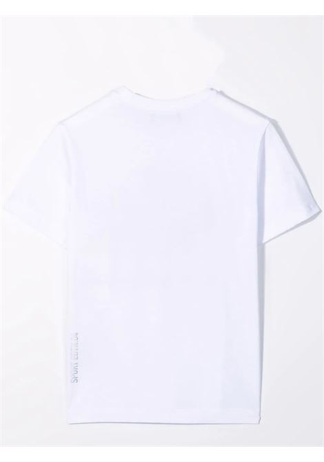 T-shirt con stampa DSQUARED2 JUNIOR | DQ0295D00XMTDQ100