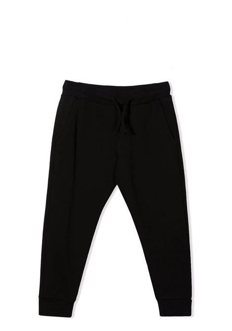 Pantaloni sportivi con stampa DSQUARED2 JUNIOR | DQ0300 D006KTDQ900