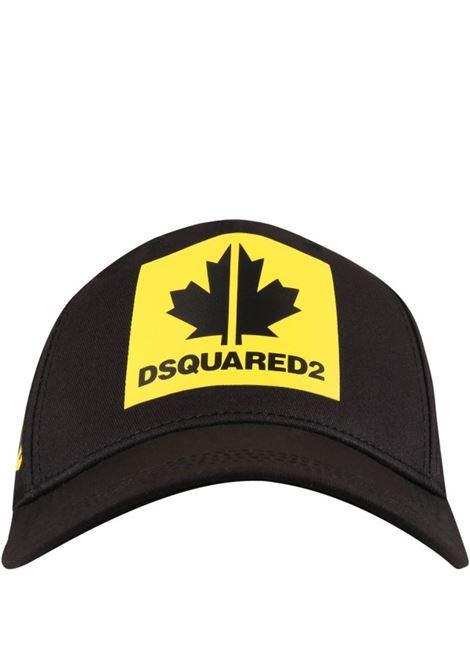 Hat with visor DSQUARED2 JUNIOR | DQ0325 D00YTDQ900