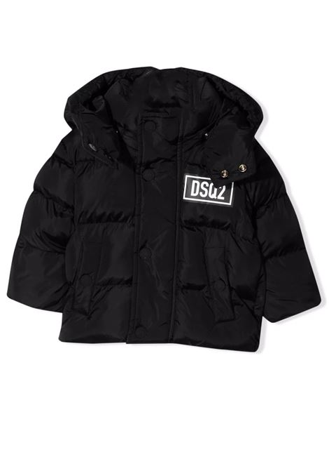 Hooded down jacket DSQUARED2 JUNIOR | DQ0391 D00BNDQ900