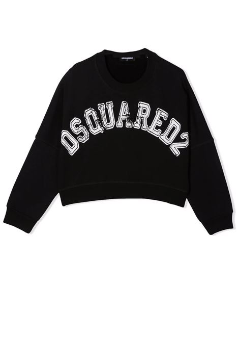 Sweatshirt with print DSQUARED2 JUNIOR | DQ0433 D008FDQ900