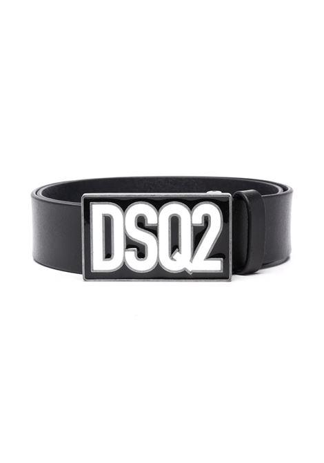 Cintura con fibbia DSQUARED2 JUNIOR | DQ0464 D005ZDQ900