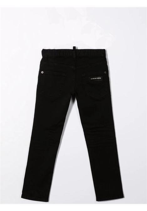 Jeans slim Clement DSQUARED2 JUNIOR | DQ0481 D00IWTDQ900