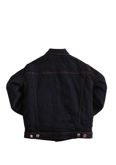 Giubbino in jeans con stampa DSQUARED2 JUNIOR | DQ0502 D007JTDQ01