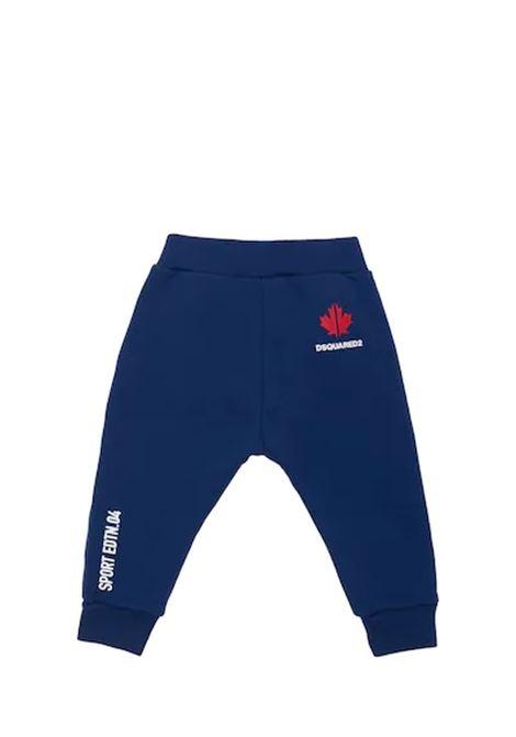 Fleece trousers DSQUARED2 JUNIOR | DQ0592 D006KDQ865