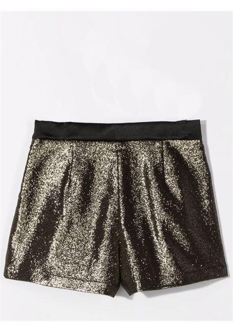 Shorts sartoriali con glitter ELIE SAAB JUNIOR | 3P6039 S0017106