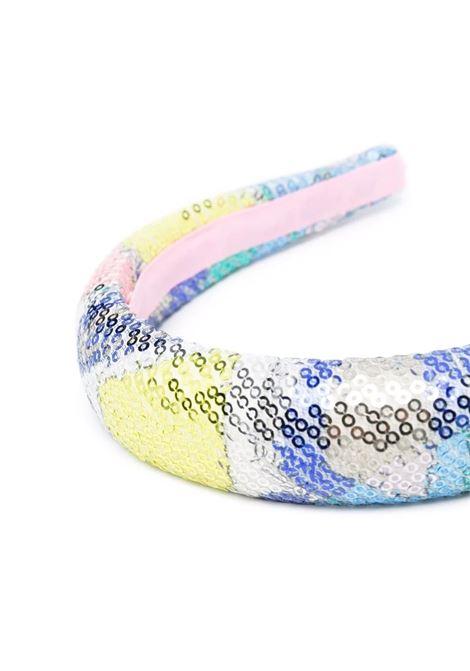 Headband with sequins EMILIO PUCCI | 9P0014 U0003780GL