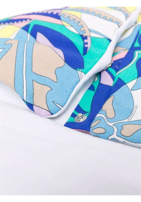Sleeping bag with print EMILIO PUCCI | 9P0539 0032780GL
