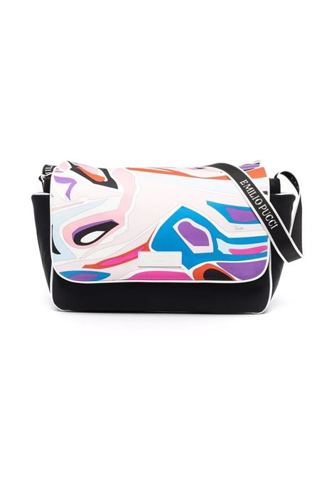 Changing bag with print EMILIO PUCCI | 9P0558 G0004514CE