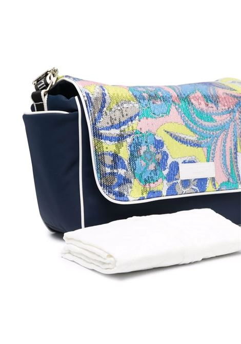 Changing bag with sequins EMILIO PUCCI | 9P0558 U0003780GL