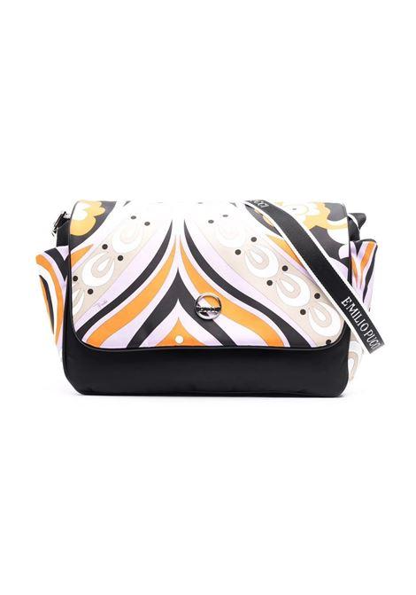 Changing bag with print EMILIO PUCCI | 9P0598 N0023208LI