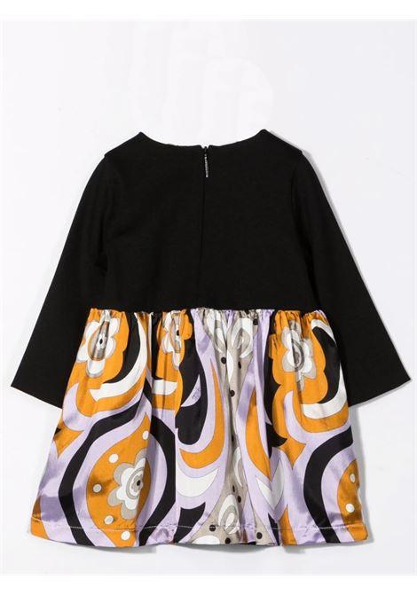 Dress with logo EMILIO PUCCI | 9P1580 J0035930
