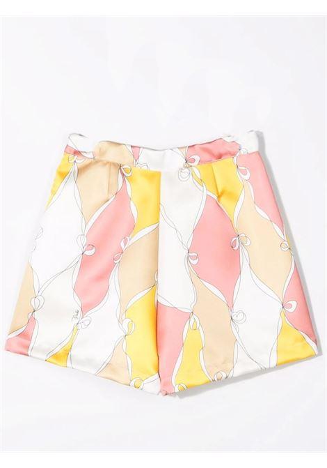 Shorts con stampa EMILIO PUCCI | 9P6199 S0032103RS