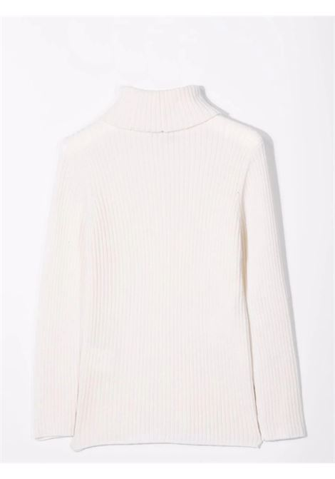 Ribbed sweater with logo EMILIO PUCCI | 9P9040 W0023101