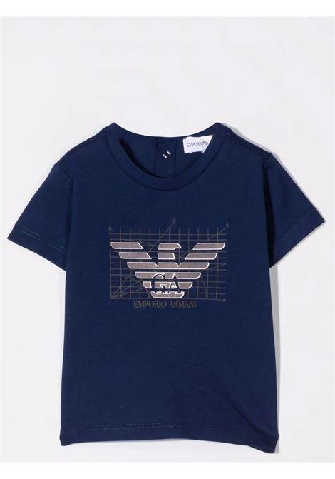 Set of 2 T-shirts with print EMPORIO ARMANI KIDS | 6KHDJ1 4J54Z0100