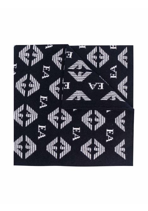 Blanket with print EMPORIO ARMANI KIDS | 6KN850 NM00ZF930