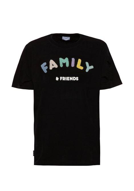 T-shirt with logo FAMILY FIRST KIDS | KTF2105BKT03