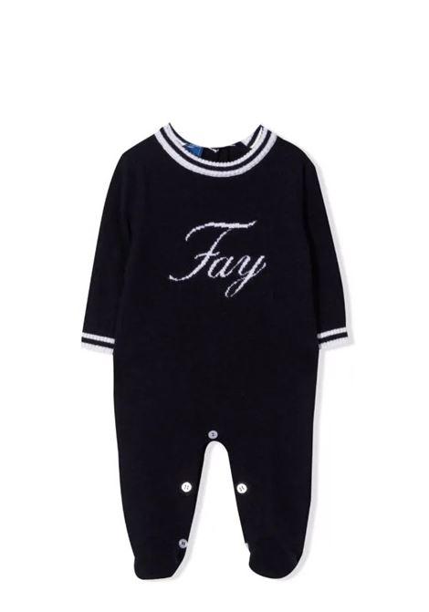 Newborn set with logo FAY KIDS | 5P0470 W0023621