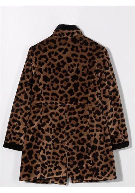 Cappotto leopardato FAY KIDS | 5P2500 V0009123NE