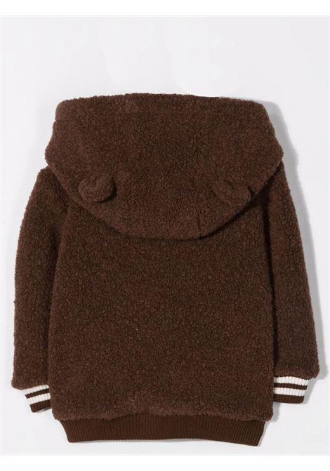 Sweatshirt with FF Teddy logo FENDI KIDS | BUH034 ADEXF1E5Q