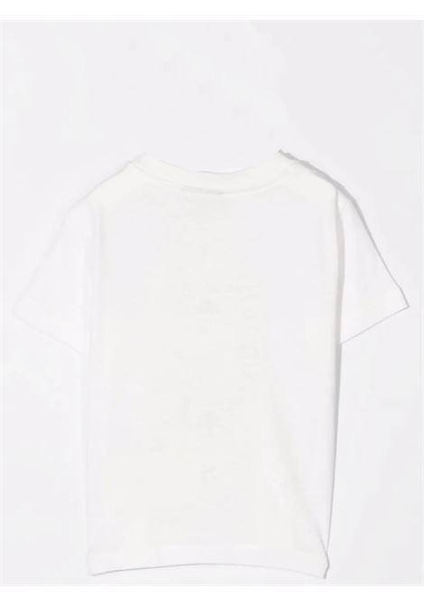 T-shirt con logo FENDI KIDS | BUI029 7AJF0TU9