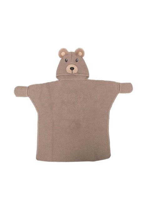 Teddy blanket with hood FENDI KIDS | BUJ194 AFOIF0DEQ